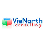 Logo Via North Consulting